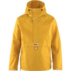 Fjällräven Vardag Anorak Heren, mustard yellow